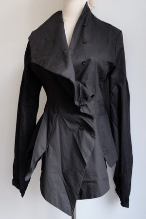 Image of SAMPLE SALE - Unreleased Black Blazer & Top 018