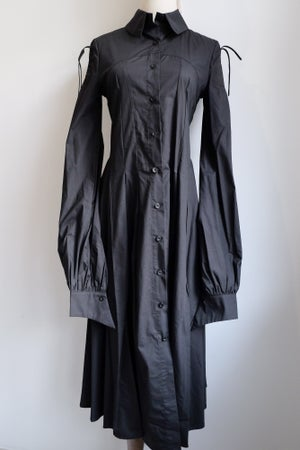 Image of SAMPLE SALE - Unreleased Black Dress 020