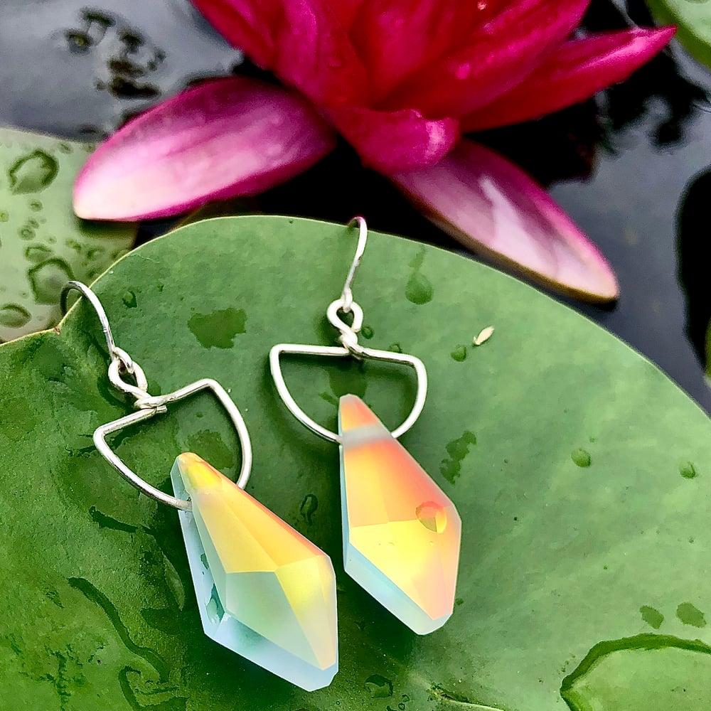 Image of Sun Drop Earrings