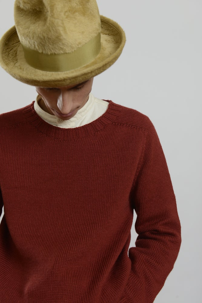 Image of  Melusive Bowler Hat in Straw