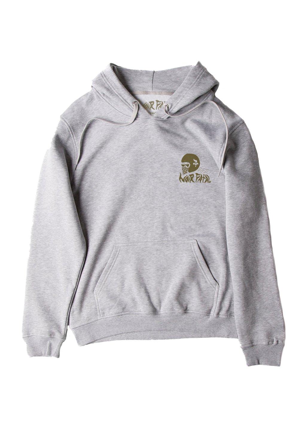 Image of Gaspésie hoodie gris  - Édition limitée