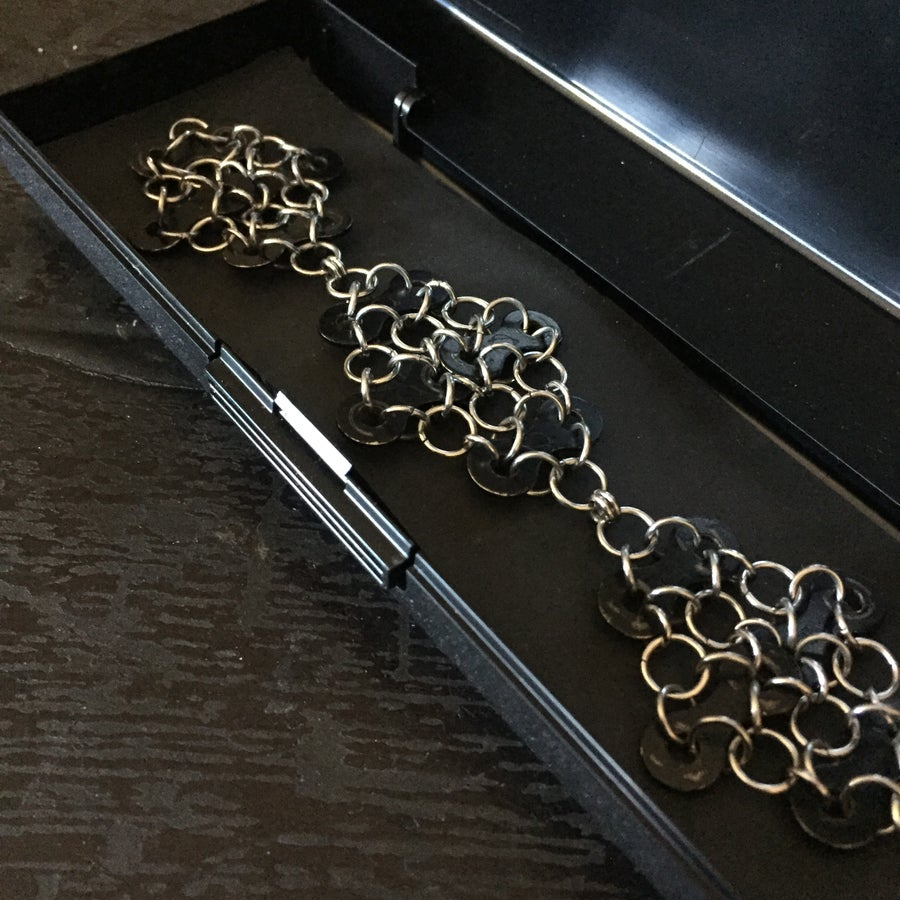 Image of One of a Kind Diamond Bracelet
