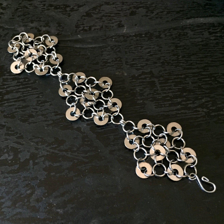 Image of One of a Kind Diamond Bracelet