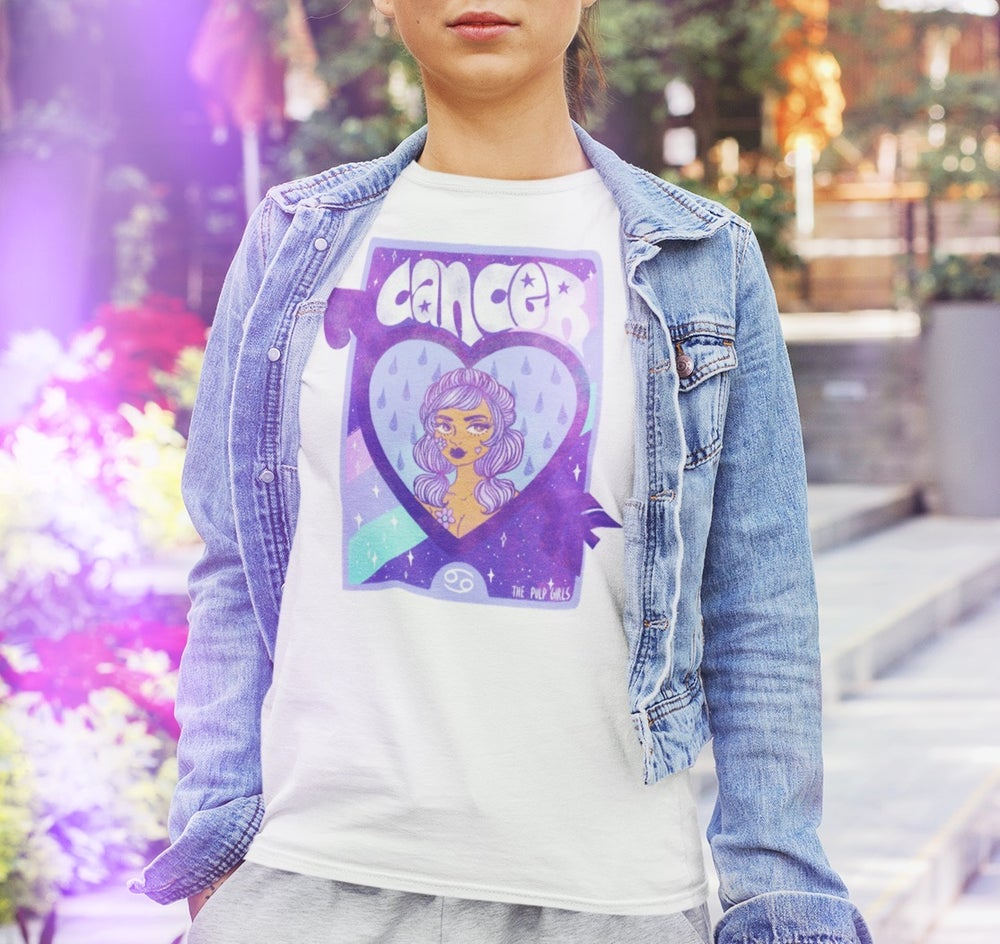 Image of CANCER ASTROLOGY TEE
