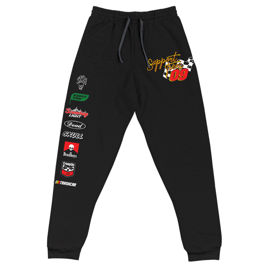 """Image of SupportTrees """"LastPlace"""" sweatpants"""