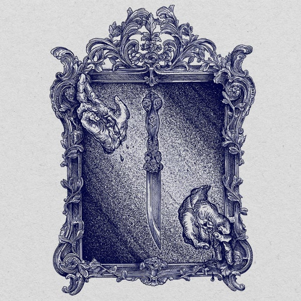 """Image of SILVER KNIFE """"unyielding/unseeing"""" CD"""