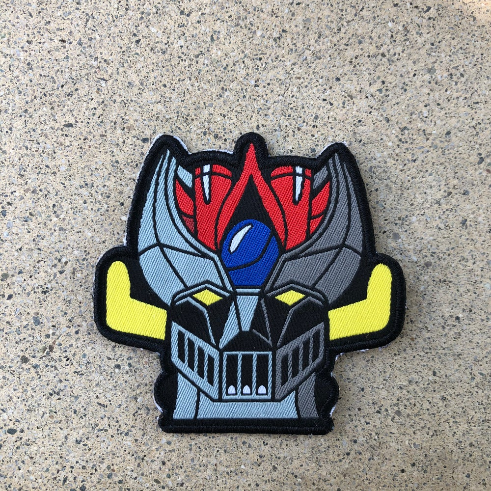 RR #46b Shogun Warrior Patch