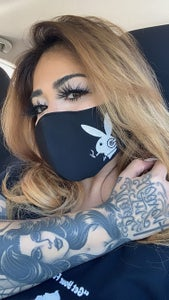 Image of Smokin playboy mask