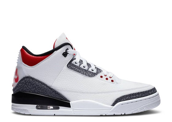 "Image of Air Jordan Retro 3 ""Denim"" (GS)"