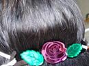 Image 2 of Shiny Rose Ear Savers