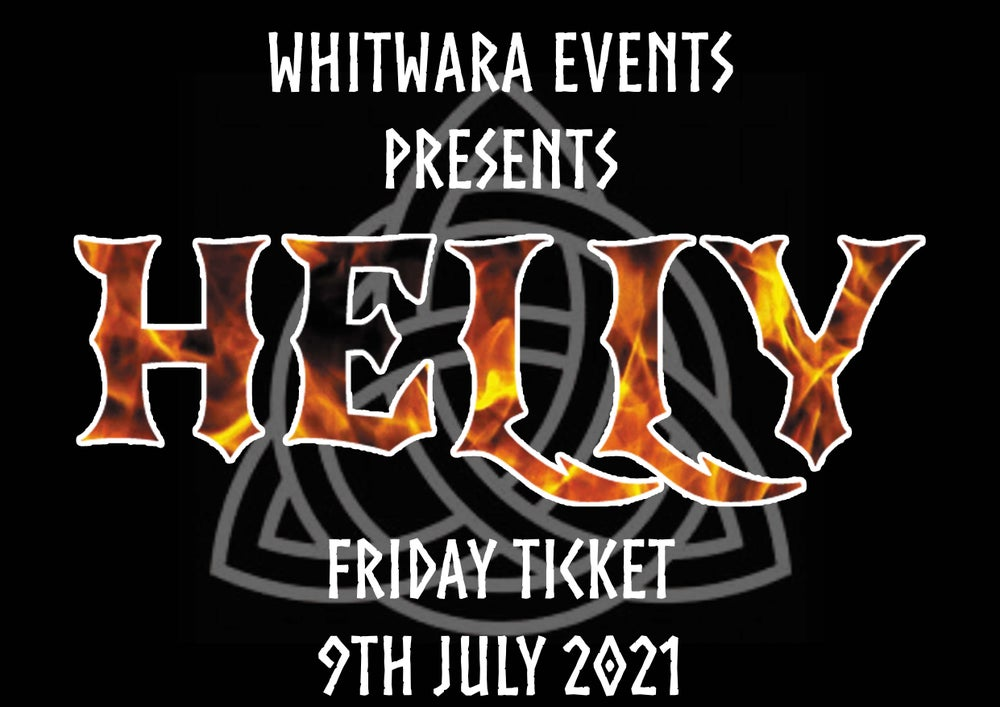 Image of HELLY 2021 Friday Ticket