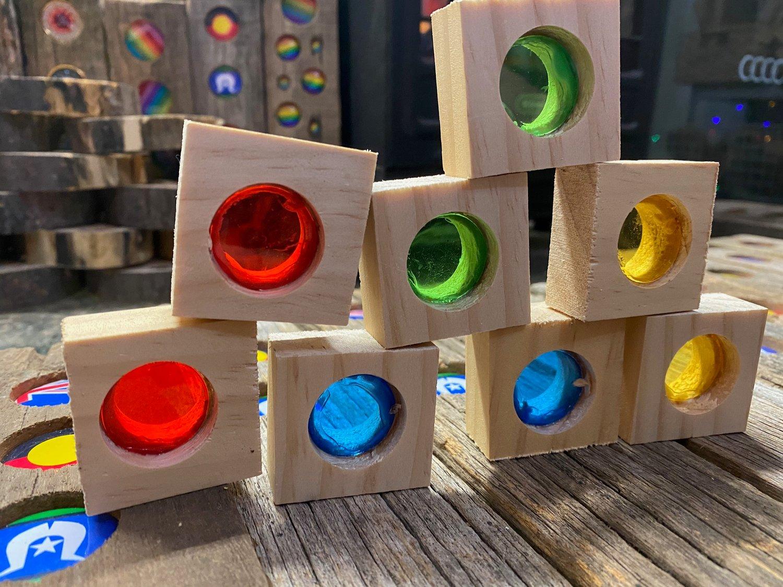 Image of Light Box discs (4 piece set)