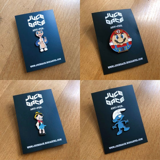 Image of 2020 EXCLUSIVE PINS