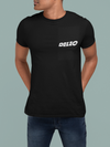 """Deleo"" T-Shirt (Black, Man)"