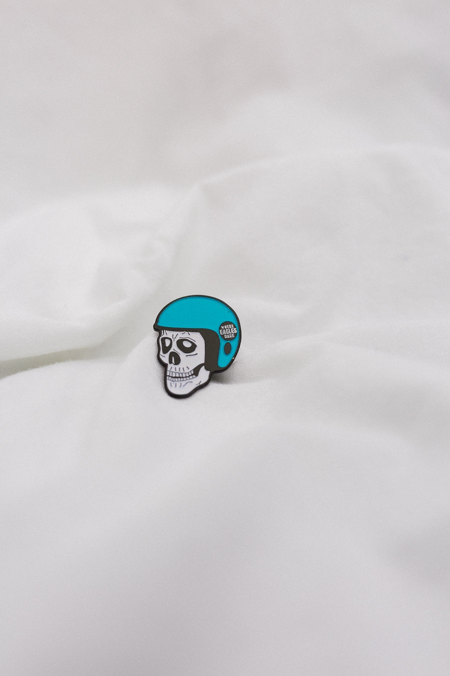 Image of Where Eagles Dare - Soft Enamel Pin