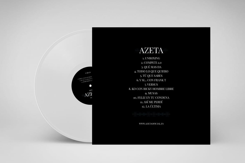 Image of Vinilo AZETA