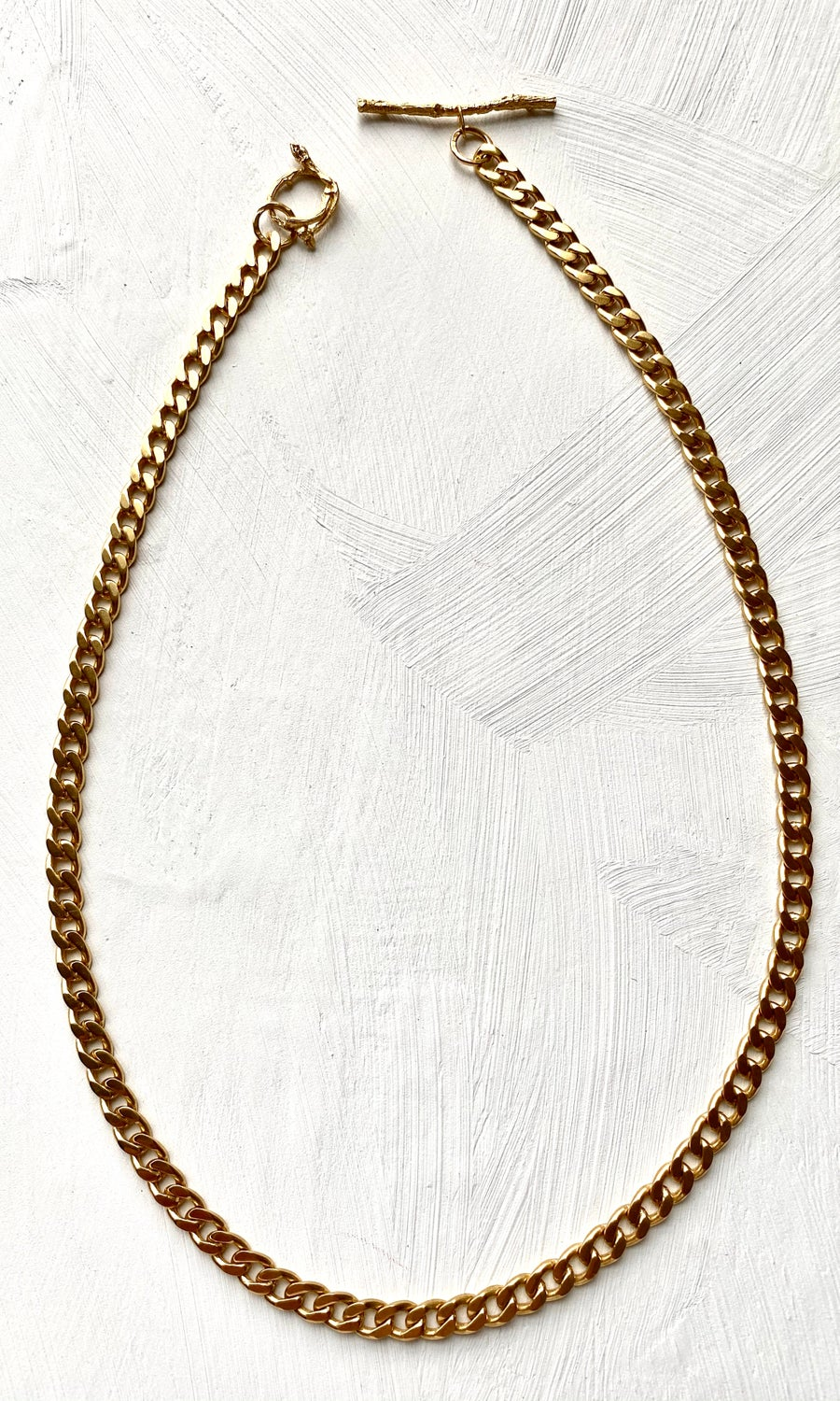 Image of Plethora necklace-Gold vermeil 1