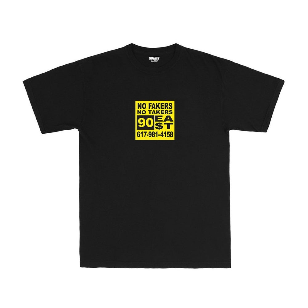 Image of 90East Everywhere Tee - Black