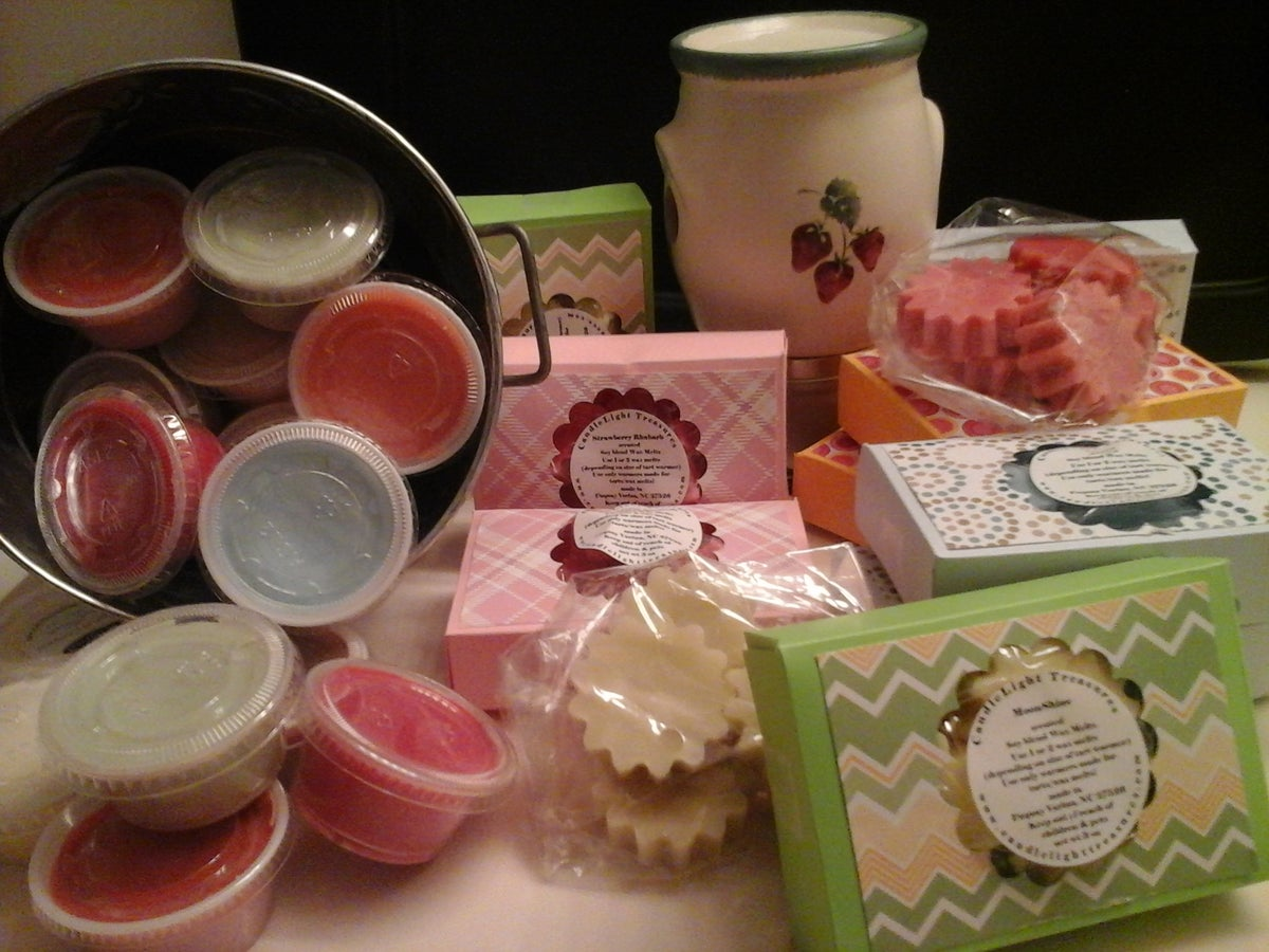 Image of Scented Soy Wax Melts