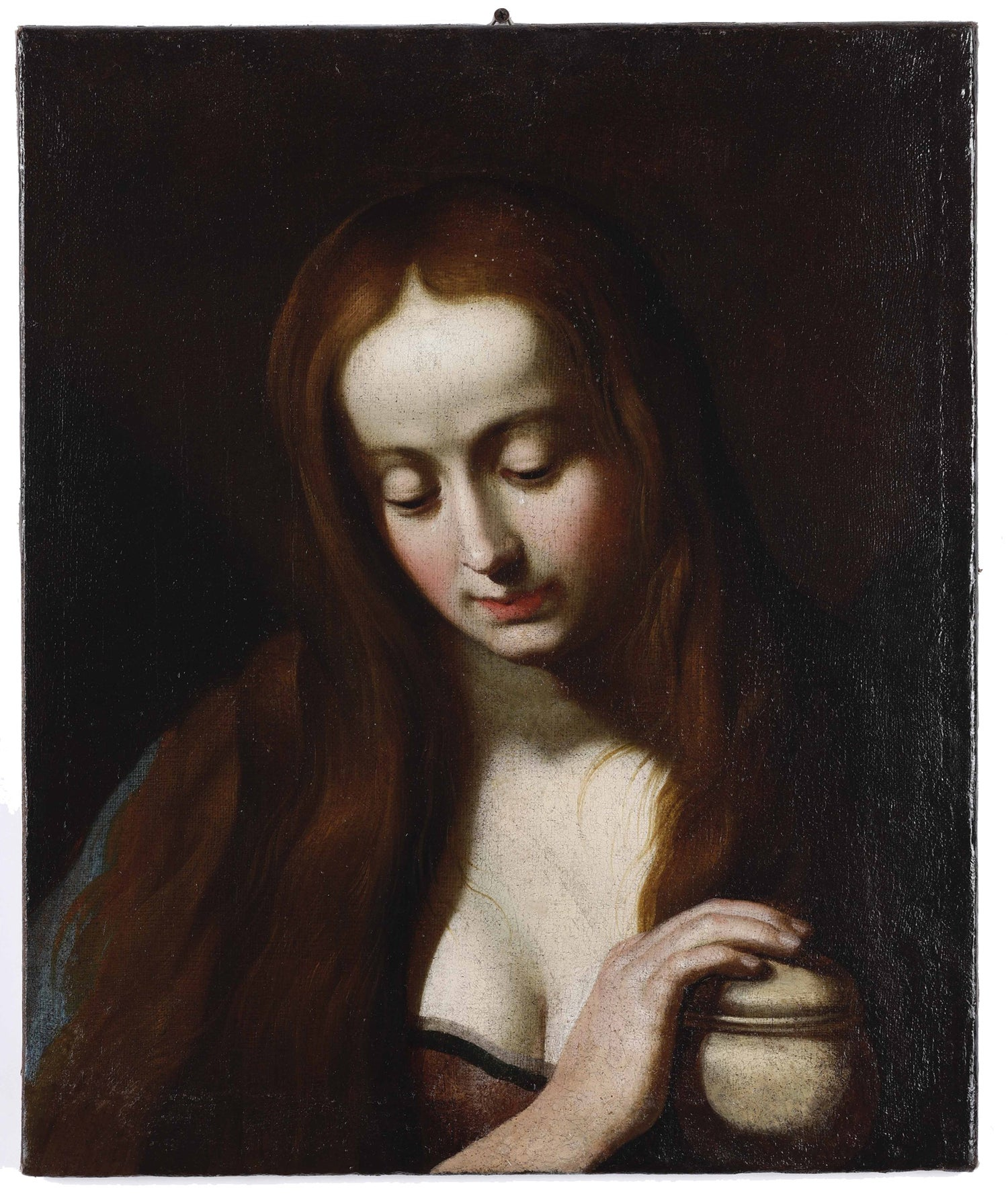 Image of Painting of Mary Magdalene, 17th century, attributed to Giovanni Ricca