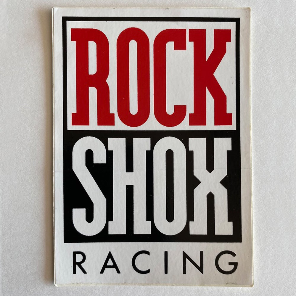 Image of RockShox Vintage Stickers Assorted Selection