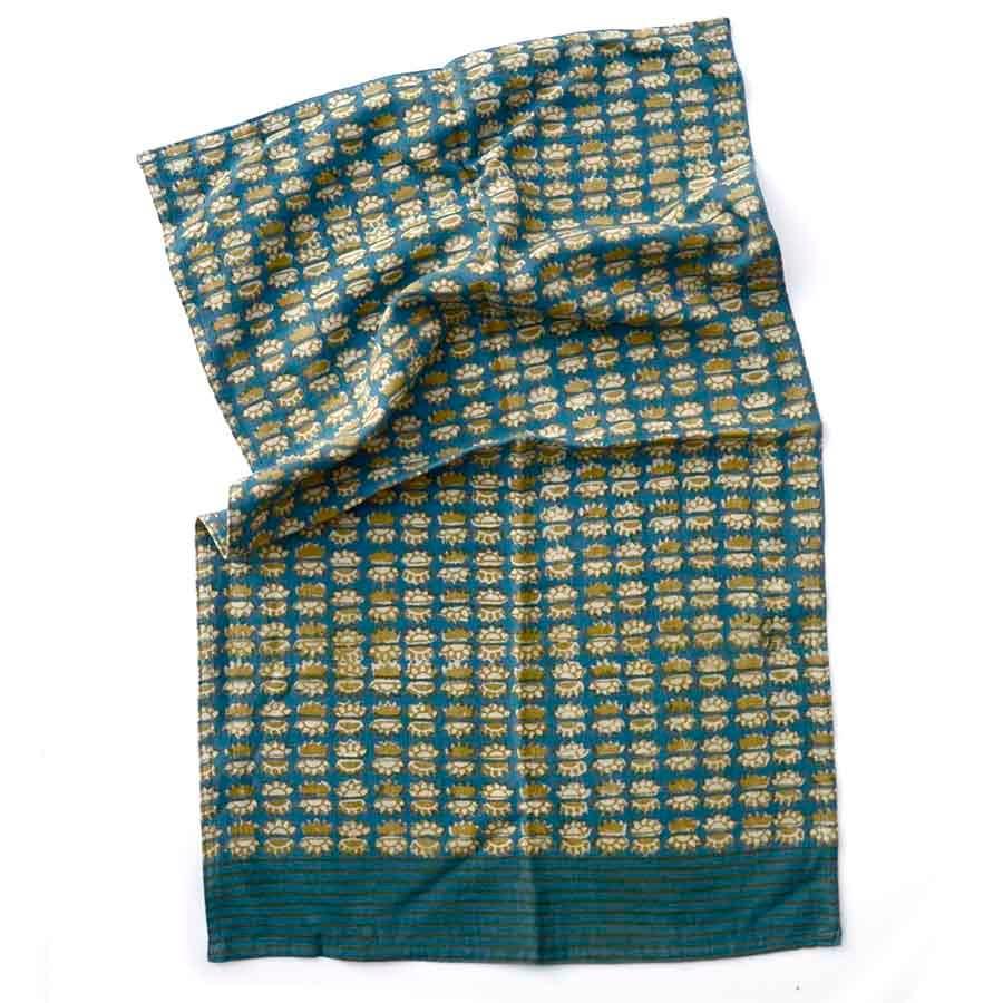 Image of Sunflower Organic Cotton Tea Towel