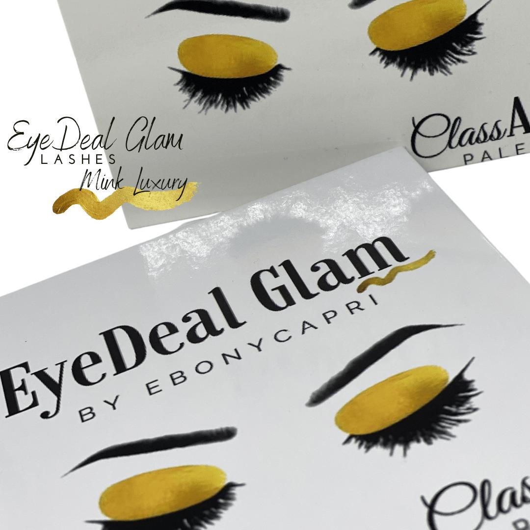 "EyeDeal Glam ""Class Act"" Neutral Palette"