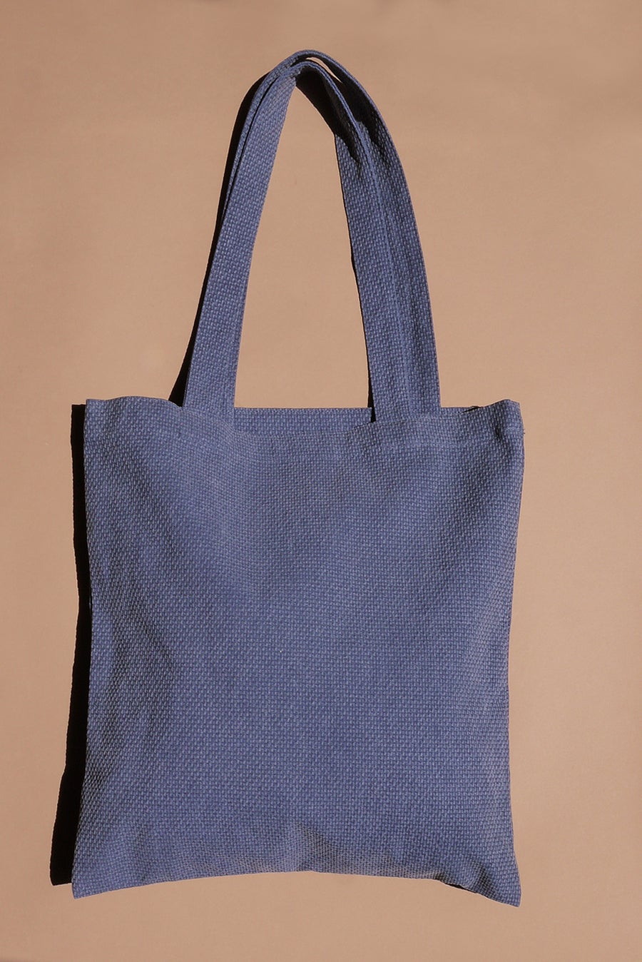 Image of Carry All Tote Bag - Dusty Blue