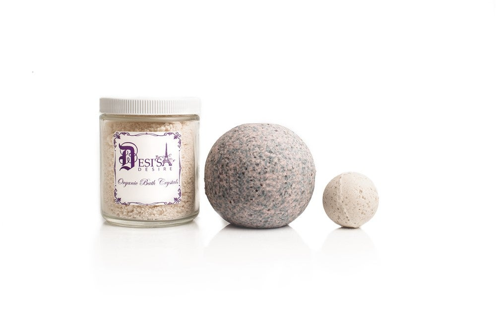 Image of Desi's Desire BATH BOMB FAMILY Set