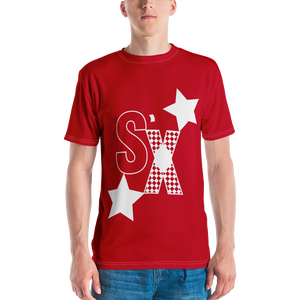 Image of S'X Stars Men's T-shirt