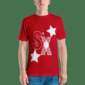 Image of Stars Variety Men's T-shirt
