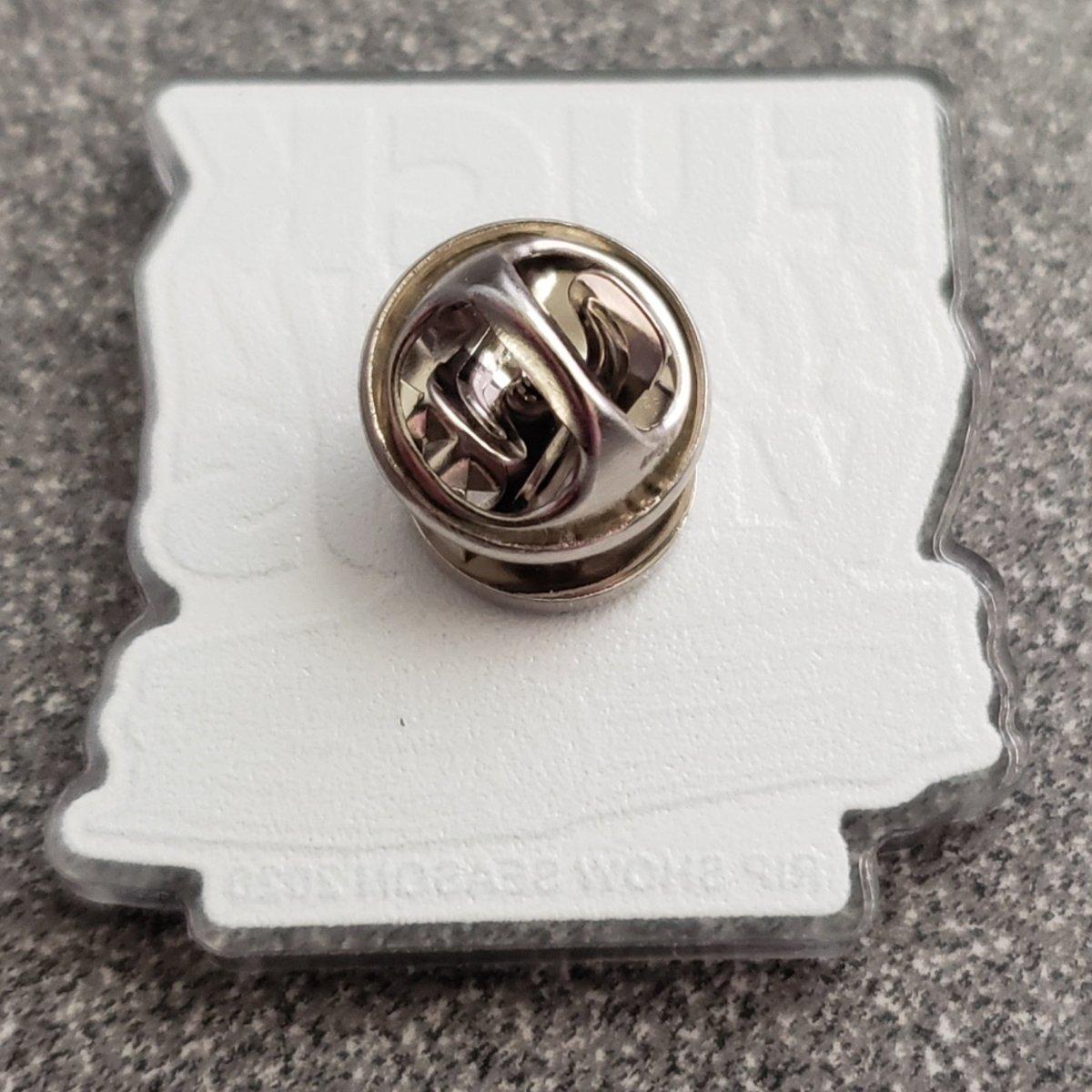 Image of Fuck Corona Virus - Alpina BMW PIN