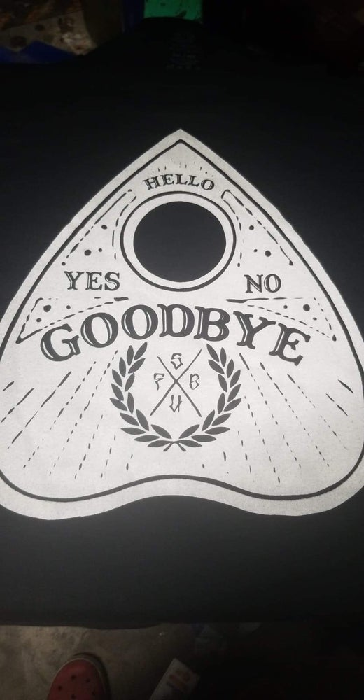 Image of SUFB Planchette