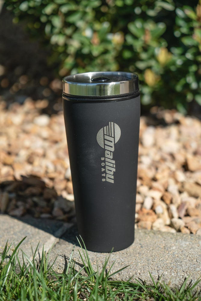 Image of Travel Mug - Black