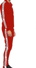 EW TRACKSUITS (BOTTOM) RED