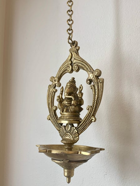 Image of  Ganesha Lamp Hanging