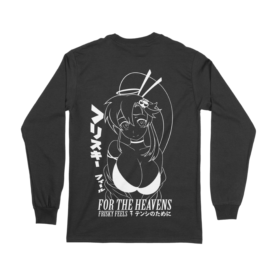 Image of For the Heavens Long Sleeve