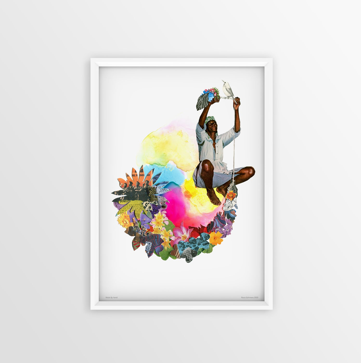 Image of Made By Hand Fine Art Print (signed)
