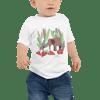 Baby Jersey Short Sleeve Tee Elephant + Rafflesia 2