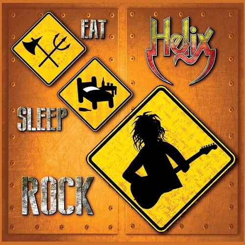 Image of HELIX  - Eat Sleep Rock