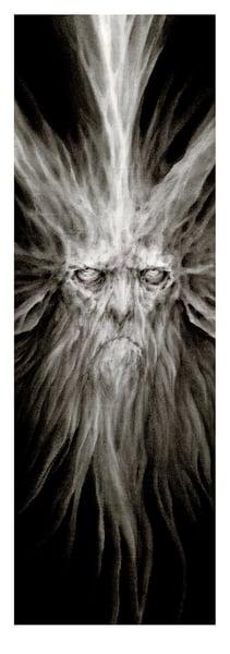 Image of Devil Print by Rachi