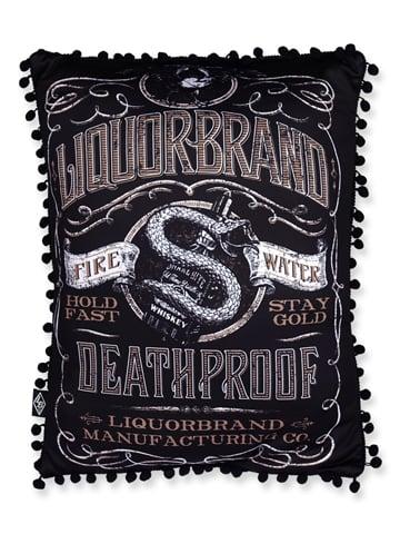 Image of LIQUORBRAND Whiskey Pillow