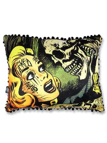 Image of LIQUORBRAND Horror Pillow