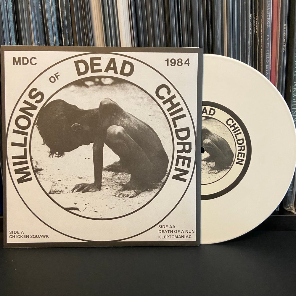 "MDC ""Millions Of Dead Children"" 7"" EP"