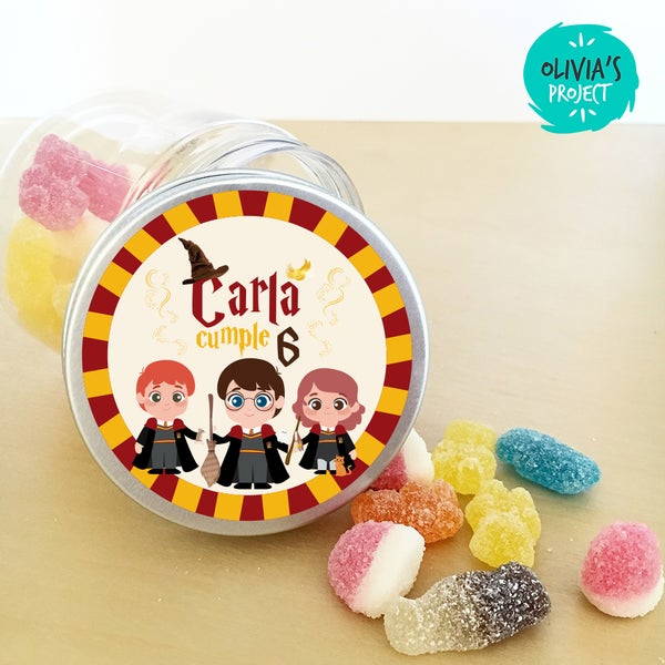 Image of Tarrito Chuches - Harry Potter