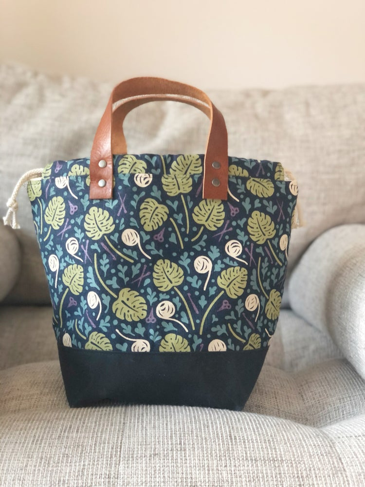 Image of Plant/Fiber Lady Project Bag