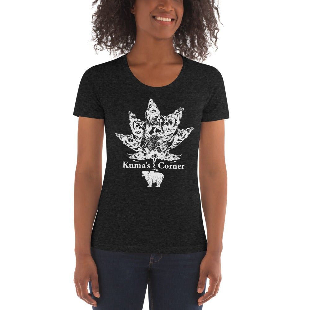 Bear Pot Women's cut tee