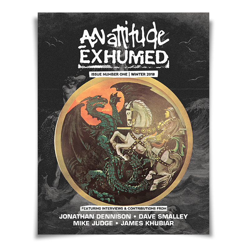 Image of AN ATTITUDE EXHUMED #1