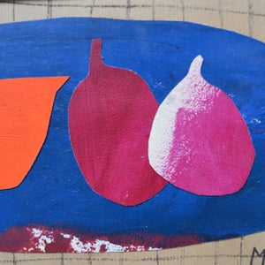 Image of Contemporary Painting, 'Figs,' Marc Taylor.