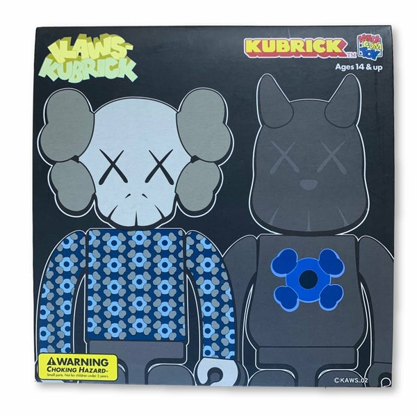 Image of Medicom Toy Kaws Bus stop Kubrick 02